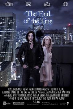 The End of the Line - Movie Poster by solacensquirrelcansr