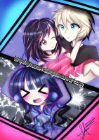 Hit Me Baby One More Time ~ by Yitsune-Melody