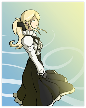 May Swappage: Annette by Saragonvoid
