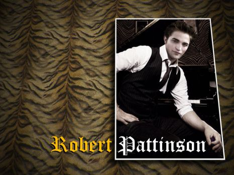 Robert Pattinson by ShaqueNova