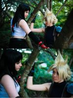 CloudxTifa Promise by rifa