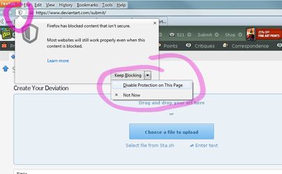 Can not upload / submit new deviations ? by photodeus