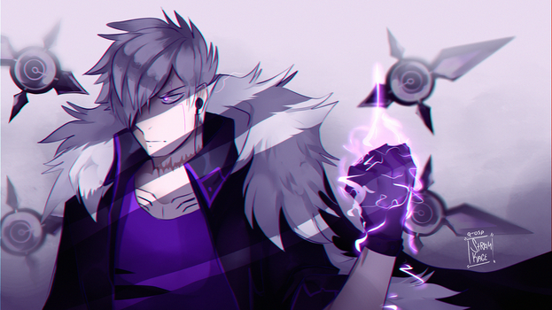 Challenge me if you dare by STRAY-KAGE