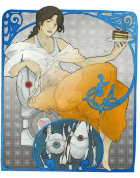 Gamer Nouveau-Chell by Afterwinds