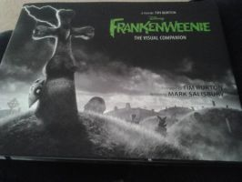 Frankenweenie: The Visual Companion by lillypop1600
