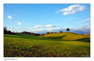 Tuscany Land_3 by Marcello-Paoli