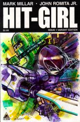 Hit Girl by Dve6