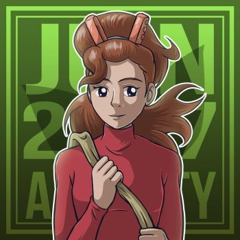 Girl of The Month : Arrietty (Ghibli) by AngelMJ