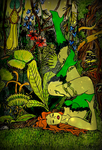 Poison Ivy - Pin Up