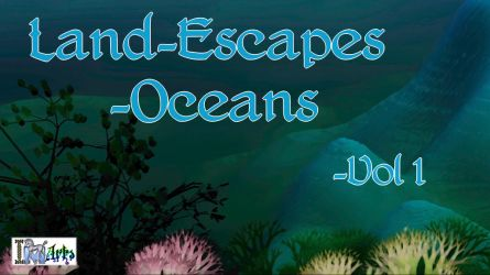 Land-Escapes - Oceans Vol1 by Dakorillon