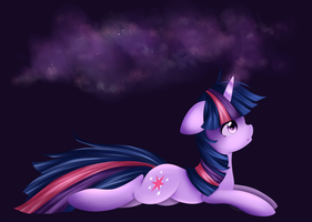 Twilight Sparkle by breezzie