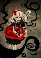 Red Poison - Taste the Poison by obscureBT