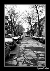 Our streets by darkday