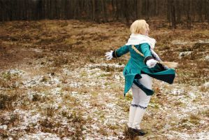 Pandora Hearts - Deception by Majin-sama