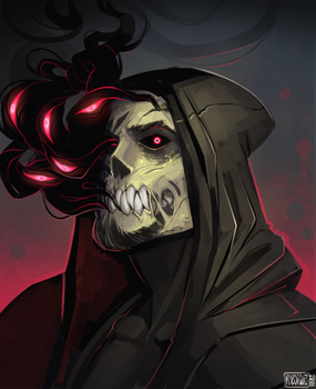 Commission: Reaper by RobotGuts