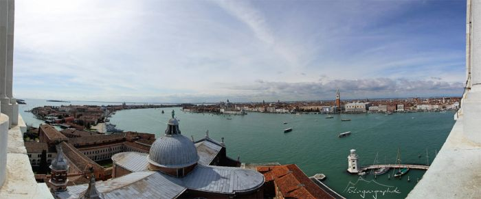 Venice panorama by Sockrattes