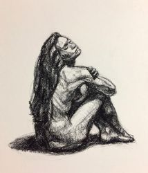A Study in Charcoal by Radiance-Eternal