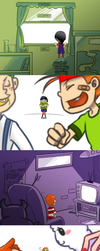 Ed Edd and Eddy_Best friends forever by aulauly7