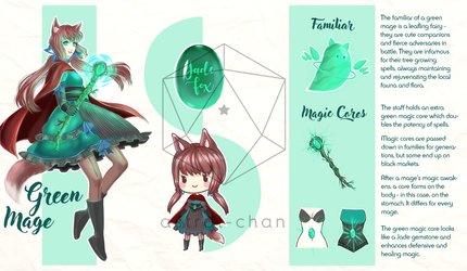 Jade Fox - Adopt Auction [OPEN] by Astral-Chan