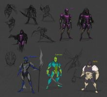 Biowave Project by The-HT-Wacom-Man