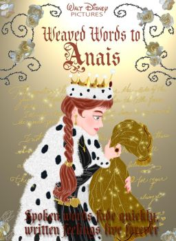 Clever Queen Anais and the Woven Words by E-Ocasio