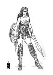 Wonder Woman by warpath28