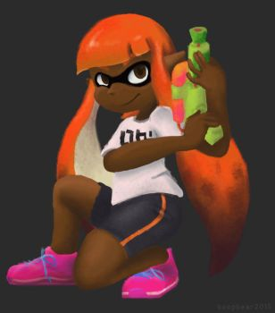 Inkling Girl by BoopBear