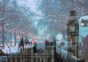 Christmas in London by kara21