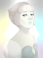 glimmering pearl by dolorous-equinox