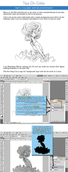 Color Tutorial Part 5: Coloring Sketches Digitaly by SarahCulture