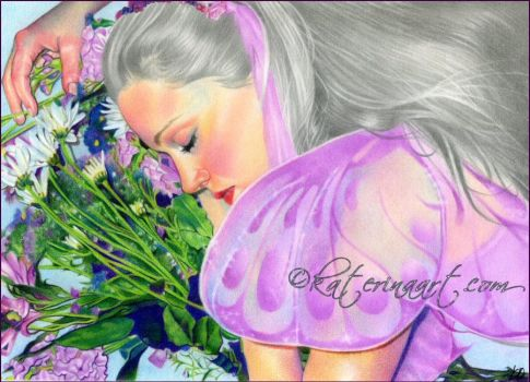 Once upon a dream by Katerina-Art