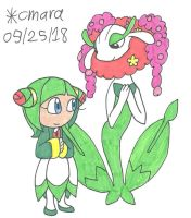 Cosmo and Florges