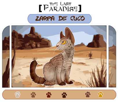 Zarpa de Cuco by 0-COCKER-0
