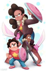 Stevonnie Universe by Luximus17