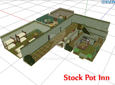 Stock Pot Inn by Dewani90