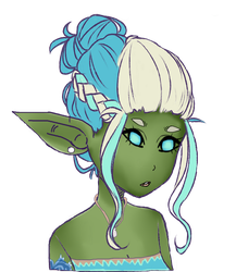 Goblin owned by irishgirl1017 by KizzieBoomFuse
