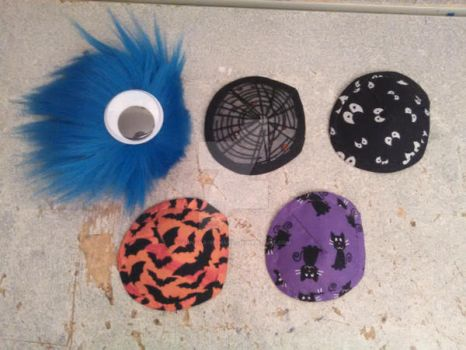 Halloween Eye patches