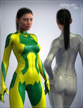 Body Suit SF-001 by smay3d