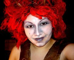 Ariel Make up by Forfaxia