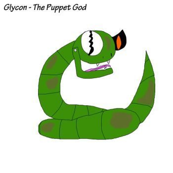 Glycon - The Puppet God by LordTekron