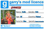 Oudie's Gmod Licence by OudieTH