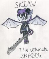 Skiav, the ultimate shadow by Extermanet