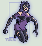 Catwoman 08 by TULIO19mx