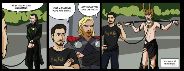 so you know at the end of Avengers... by Go-Devil-Dante