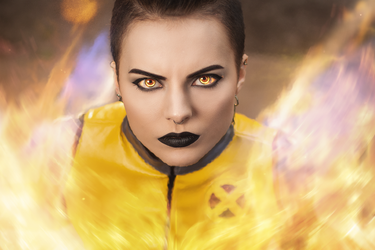 Negasonic Teenage Warhead [Longest name ever] by FaerieBlossom