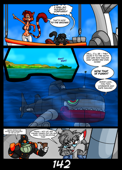 The Cats 9 Lives 6 - The Island of Dr. MorrowPg142 by GearGades