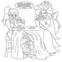 Pokemon-Amour: Sweet Tea Time
