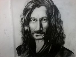 Sirius Black by MissMachineArt