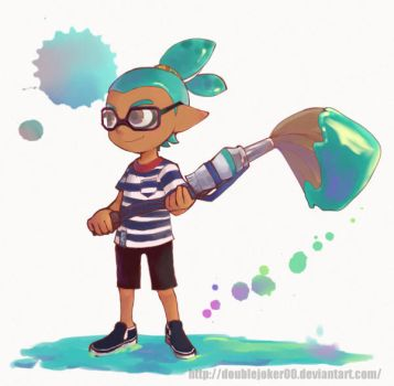 Inkling Requests 4 by doublejoker00