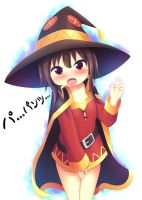Megumin by thesdros